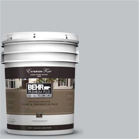Behr Premium Plus Ultra 5 Gal N510 2 Galactic Tint Flat