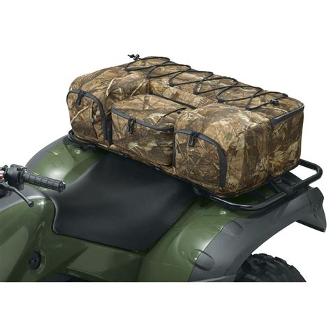 Atv Rear Rack Bag With Cooler by Classic Quadgear Atv Rear Rack Bag With Cooler