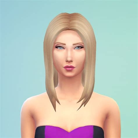 Custom Hair For Sims 4 | 95 best images about sims 4 custom hair on pinterest the