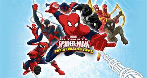 imagenes de ultimate spider man web warriors marvel comics september 2017 solicitations spoilers