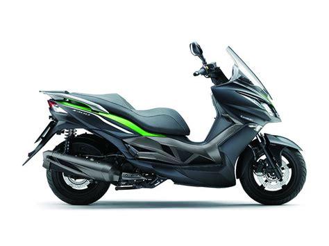 Motorrad News 3 2014 by Kawasaki Roller J300 Modellnews
