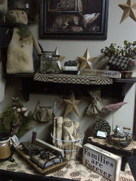 country primitives home decor country christmas home decor country primitive pinterest
