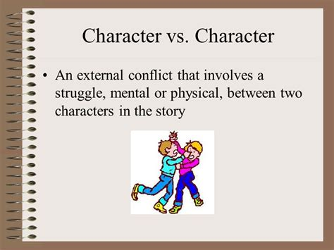 Character Means Letter Or Word What Does The Word Conflict To You Define It In Your Own Words Ppt