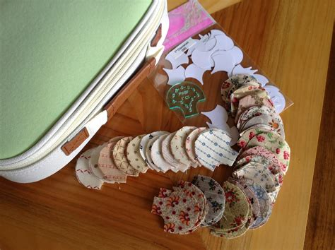 Busy Fingers Patchwork - styles one more