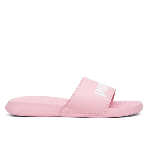 light pink womens s popcat light pink slides burgundy