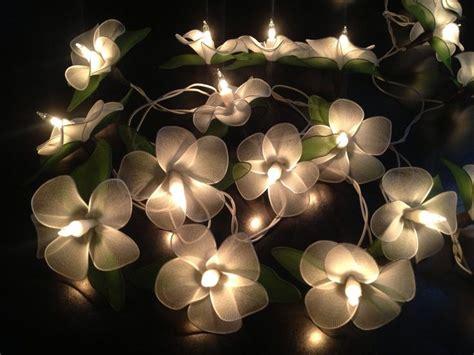 9 Best Vintage Plastic Flower Lights Images On Pinterest Decorating With String Lights Indoors