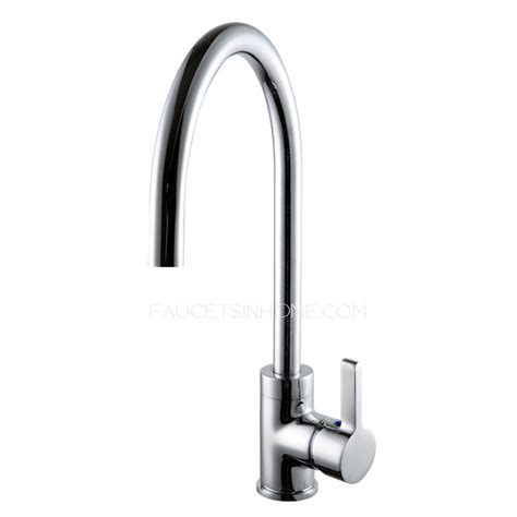 premium kitchen faucets best brass single hole rotatable kitchen faucet single handle