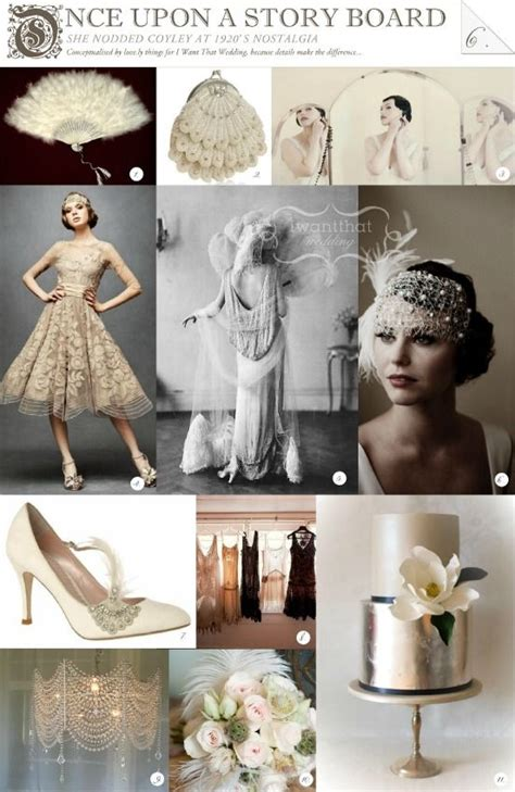 best 25 1920s wedding themes ideas on