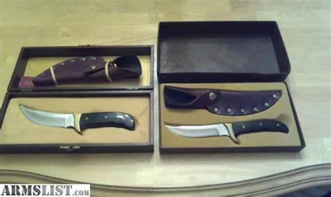 buck knives sale armslist for sale vintage buck knives