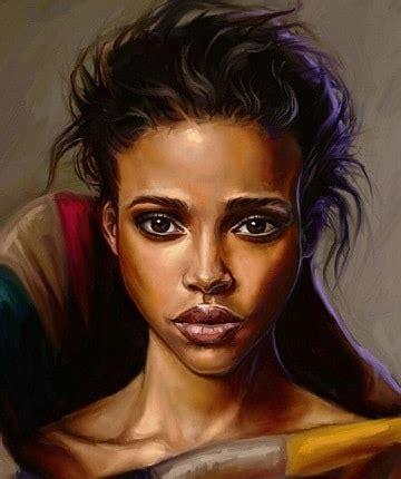 imagenes realistas famosas sutiles y hermosas imagenes de pinturas de mujeres como