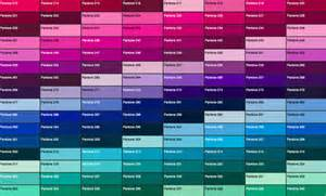 What Is Pantone Color Intelligence Pantone Fashion Color Report Spring 2017