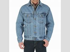 Wrangler Men's Rugged Wear Vintage Indigo Unlined Denim ... Goose Hunting Rifle