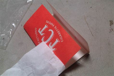 Kertas Isap thetick thetick tips kertas penggulung tembakau