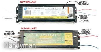replacing lights in inflatables how to replace fluorescent lights ballast the family