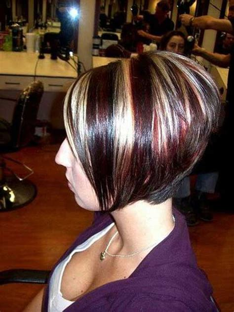 bob hairstyles colours inverted bobs the best short hairstyles for women 2016