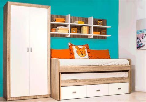 cama dormitorio juvenil muebles dormitorios juveniles cama compacto roble y