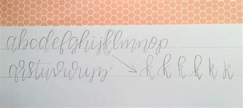 Faux by Faux Calligraphy Tutorial Step By Step Perennial Joy