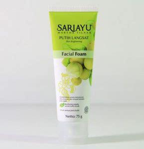 Harga Sariayu Putih Langsat 7 sabun pemutih wajah di apotik yang aman dan harganya caramemutihkanwajah co id