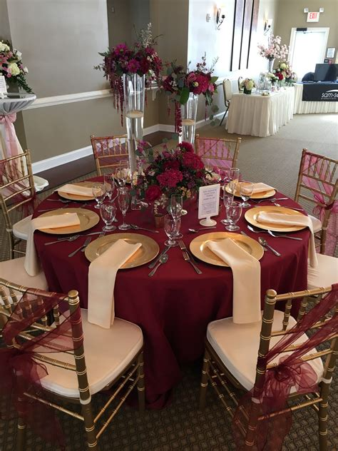 gorgeous table set   filled  upgrades floor