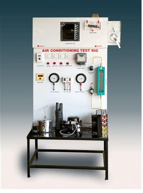refrigeration lab air conditioning test rig manufacturer
