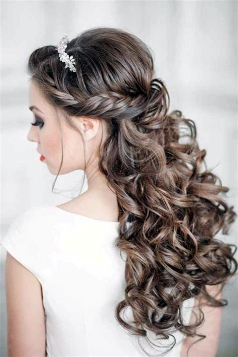 bridal hairstyles thick hair 2016 long thick hairstyles for women