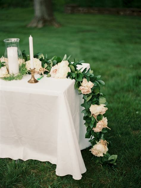 Romantic Spring Hudson Vallley Wedding   Floral   Romantic