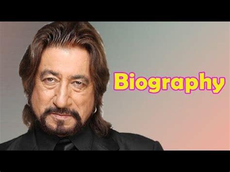 Shakti Kapoor by Shakti Kapoor Biography