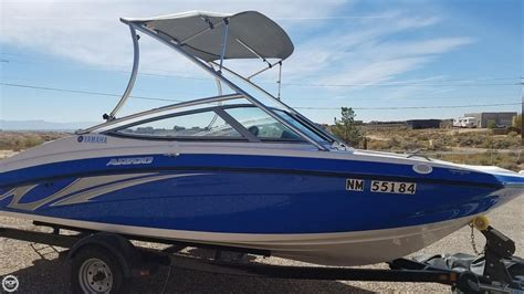 yamaha jet boats for sale used 2015 used yamaha ar190 jet boat for sale 31 000 rio