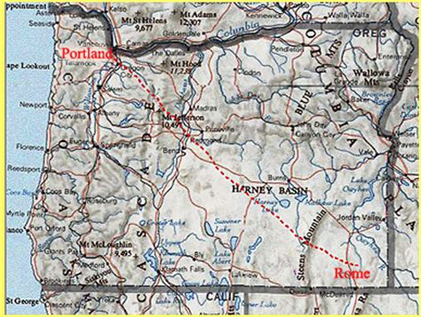 owyhee canyonlands map owyhee canyonlands in southeast oregon are prime wilderness