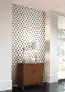 York Wallcoverings Home Design by Amazon Com Wall In A Box Wib1015 Trellis Off Wallpaper