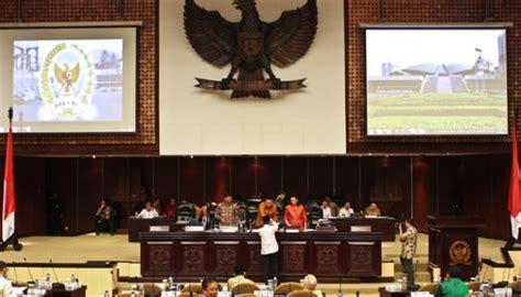 Parlemen Bikameral perkuat bikameral dpd didorong amendemen uud 1945