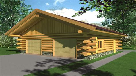 log home floor plans with garage log home and garage log home kits log home floor plans