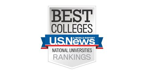 Us News College Rankings Mba by 2018 Best National Universities Us News Rankings
