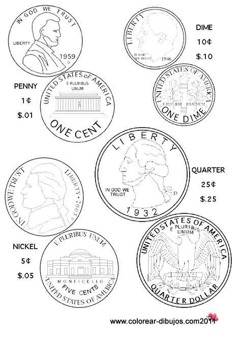 imagenes virtuales buenas tareas fichas para imprimir moneda y billete dolar google