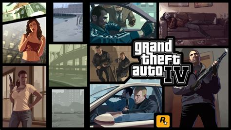 Grand Theft Auto 4 by Grand Theft Auto Iv Wallpaper Wallpapersafari