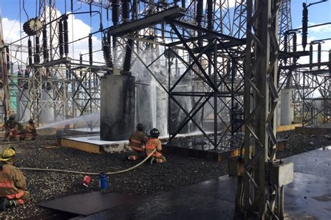 pattern energy puerto rico puerto rico goes dark fire triggers power outage that