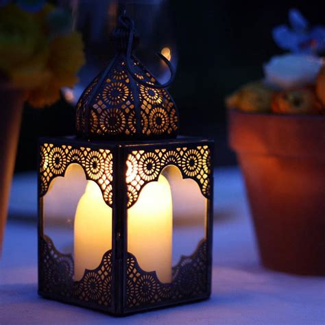 Moroccan Lantern By The Wedding Of My Dreams Moroccan Lights