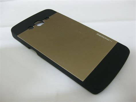 Motomo Samsung Grand 2 2 luxury deluxe motomo metallic back cover for