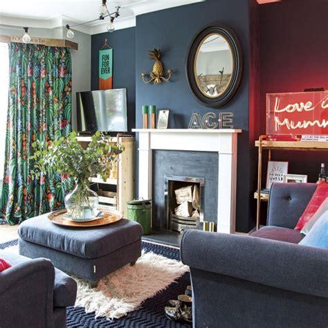 navy blue living room furniture modern house navy blue modern living room with navy blue walls and furniture