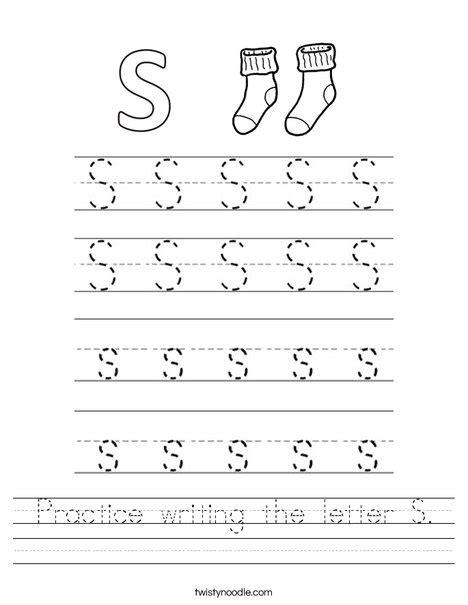 alphabet worksheet letter s all worksheets 187 letter a practice worksheets printable