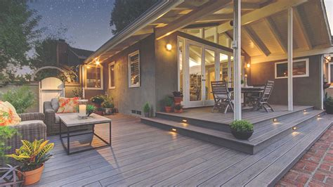 legacy decking collection composite decking timbertech