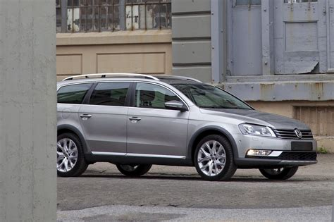 Auto Tieferlegen Legal by Volkswagen To Test The Waters With Alltrack Estate At The