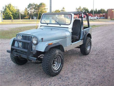 Jeep Yj 7 Jeep Wrangler Cj 7 Photos 7 On Better Parts Ltd
