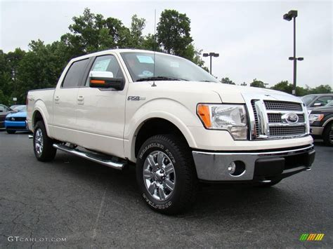2009 Ford F150 by 2009 White Sand Tri Coat Metallic Ford F150 Lariat