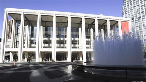 lincoln center ny philharmonic lincoln center new york philharmonic nix 500m renovation