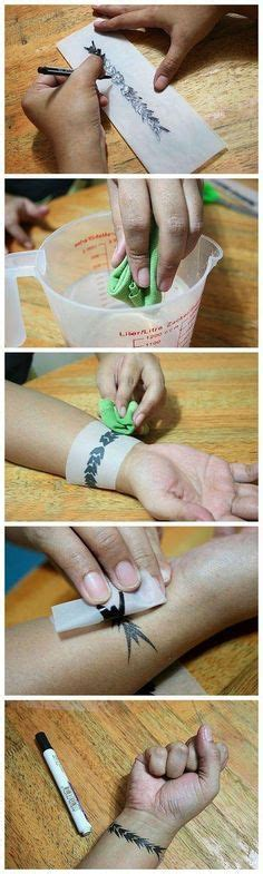 how to easily remove fake tattoos 25 best ideas about sharpie tattoos on