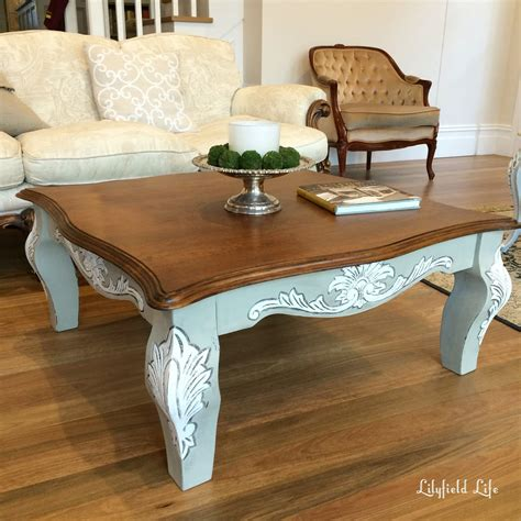painted coffee table lilyfield 3 ways to paint a coffee table