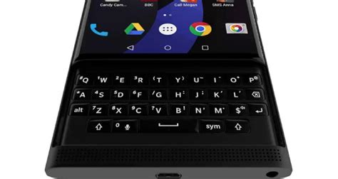 blackberry keyboard for android blackberry s new android phone shows its slide out qwerty keyboard in leaked image