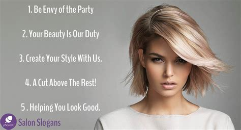 hair salon makeup nails waxing hair coloring hair stylist you will love these salon slogan ideas phorest blog