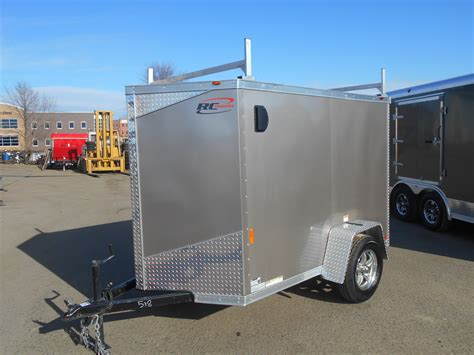 trailer upgrades cargo ladder racks loading